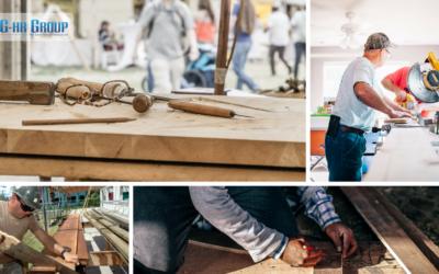 Pracownik obróbki drewna (stolarz) – Oisterwijk